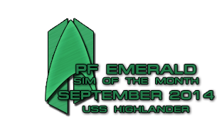 September 2014 Emerald Sim of the Month