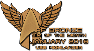 January 2016 Bronze Sim of the Month