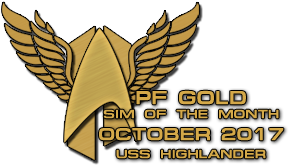 October 2017 Gold Sim of the Month