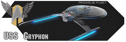 USS Gryphon banner